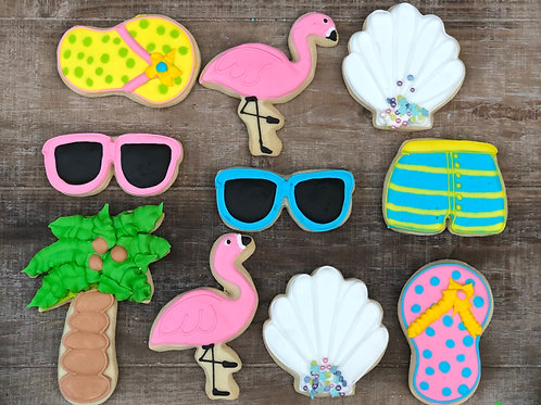 Mommy & Me Cookie Class- Aug 4th