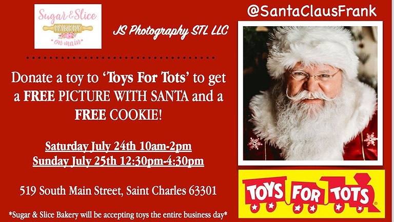 Toys for Tots Fundraiser