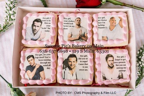 Sexy Men Cookies