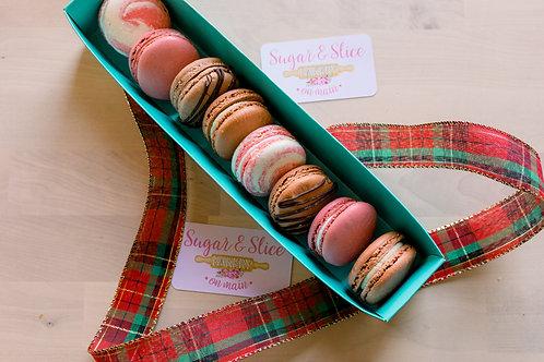 Boozy Macaron Box