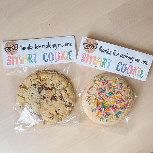 """One Smart Cookie"" Gift"