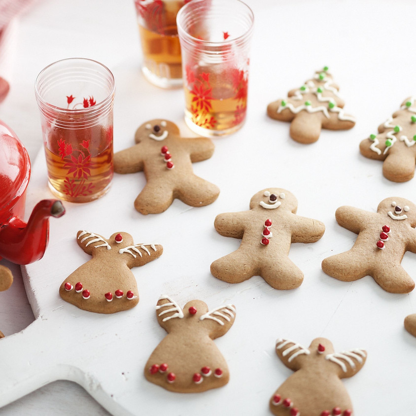 Christmas Cookie Class {Adults}