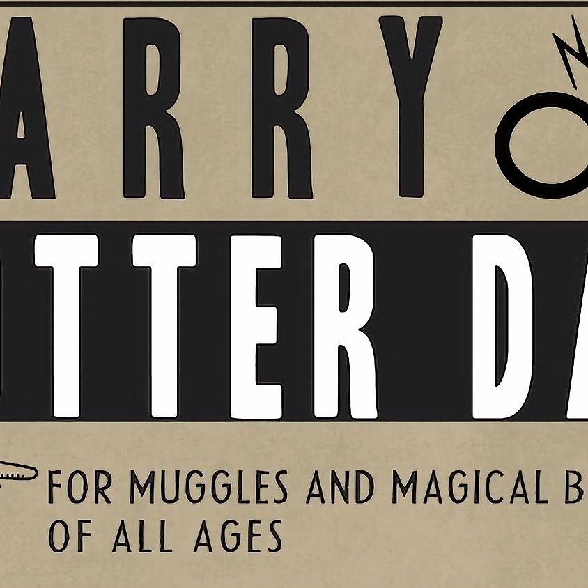 Harry Potter Day!
