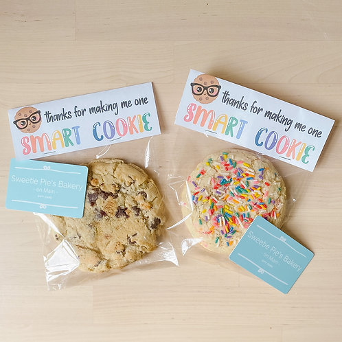 """One Smart Cookie"" with Gift Card"