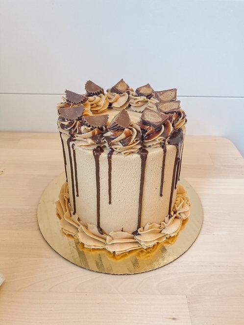 Peanut Butter Cup Cake