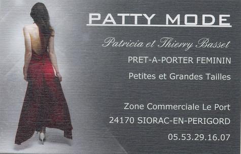 Patty mode