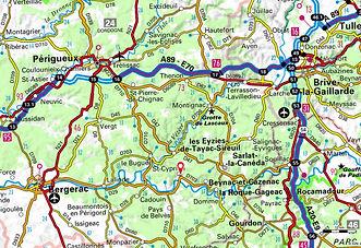 Saint-Cyprien en Périgord 24220