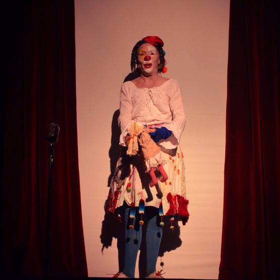 Paquita de los colores (Théâtre au vent)