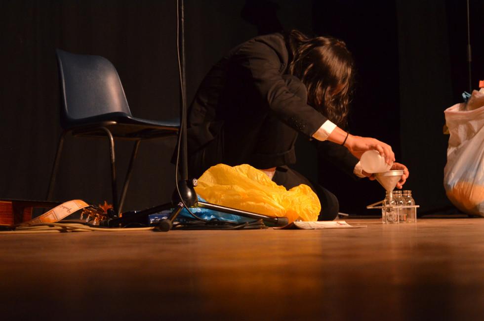 La fable (Théâtre au vent)