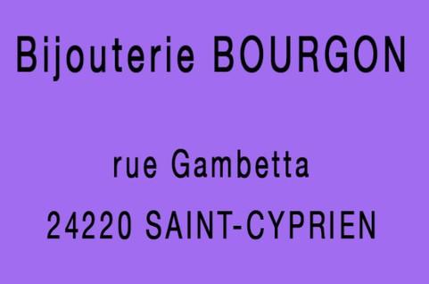 Bijouterie Bourgon