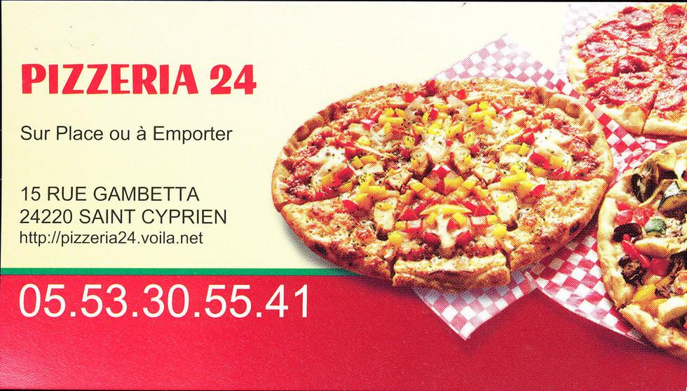 Pizzeria24