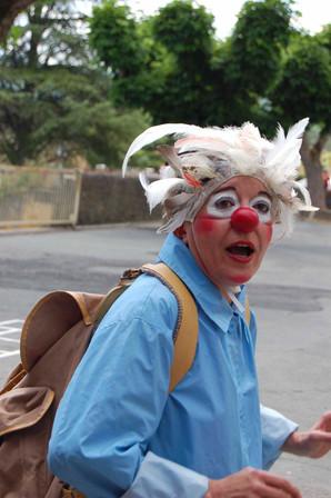 Céleste prend le large (Atout clowns)