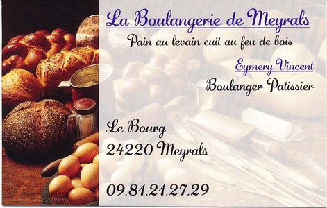 La boulangerie de Meyrals