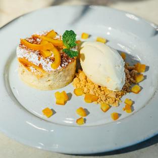 Napoli cheesecake