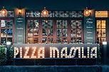 Pizza Massilia Ruamrudee Bangkok