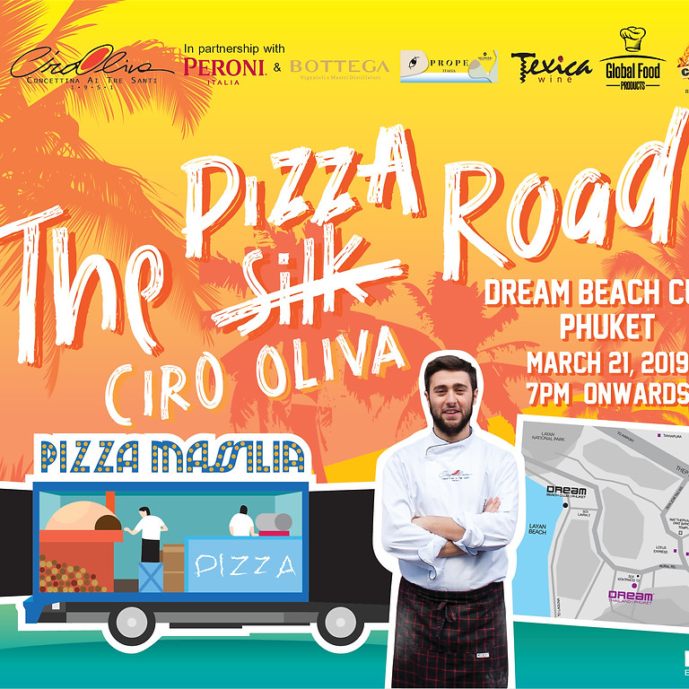 The Pizza Road