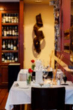 Inside LaBottega Restaurant Bangkok