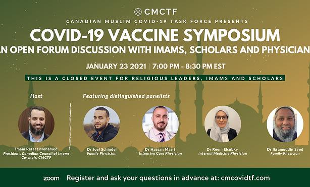 COVID-19 Vaccine Symposium_ An Open Foru