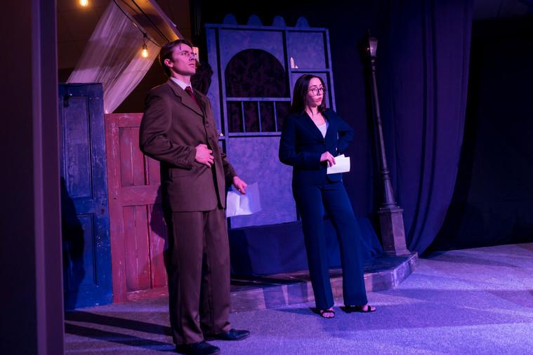 'Othello' New Light Theatre