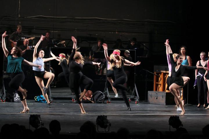 'A Chorus Line' The Merriam Theatre