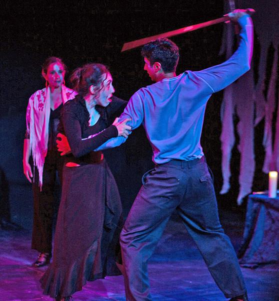 'Azul' La Fabrica Theatre Company