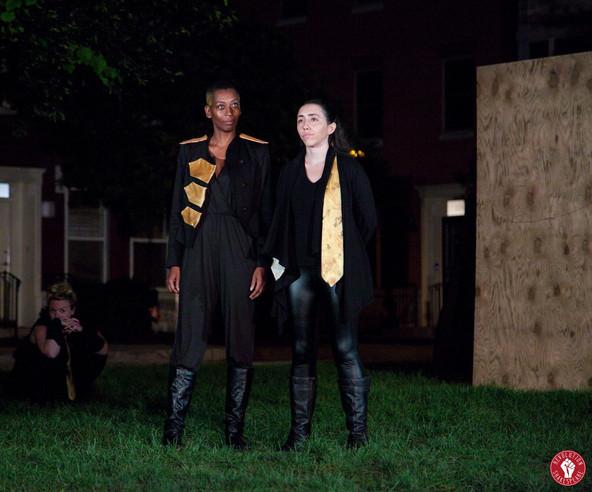 'Troilus & Cressida' Revolution Shakespeare