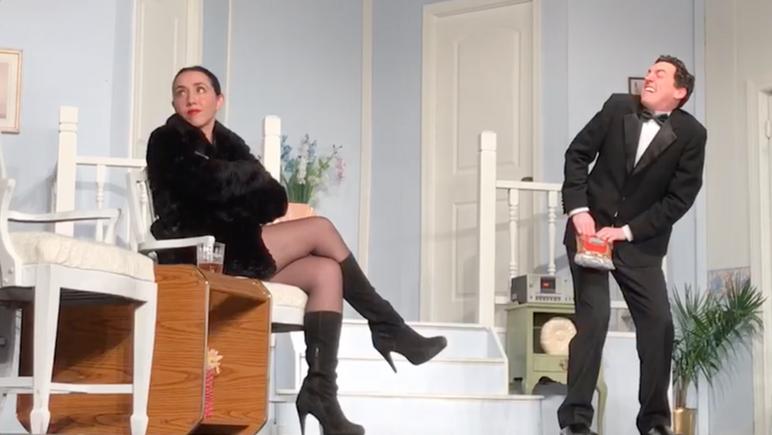 'Rumors' Colonial Playhouse
