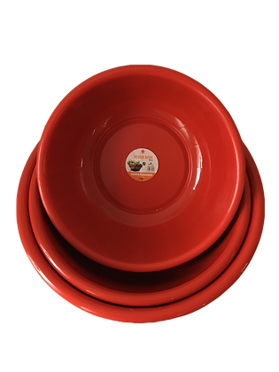 Promo Design Bowl 25Lit. Red