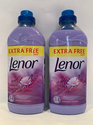 Super promo Lenor 2 x 1,19 Lit.