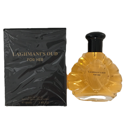 Laghmani's Oud Black (design by Laghmani)