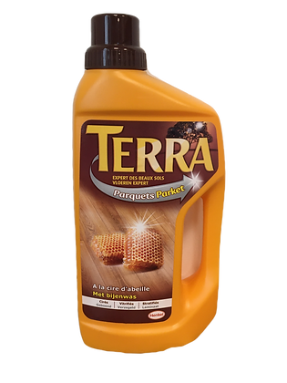 Terra +  bijenwas  parket 2 x 1 Lit.