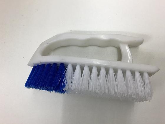 Handschuurborstel / brosse à récurer à la main