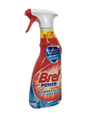 SUPER PROMO Bref power spray  2  x 750 ml