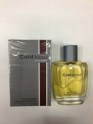 Cold Blood EDT for Men