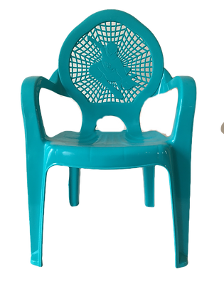 Promo Baby chair Spiderman Green