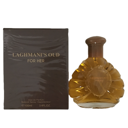 Laghmani's Oud Brown (design by Laghmani)