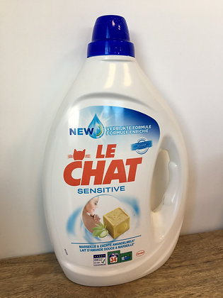 Le Chat sensitive 2 x 1700 ml