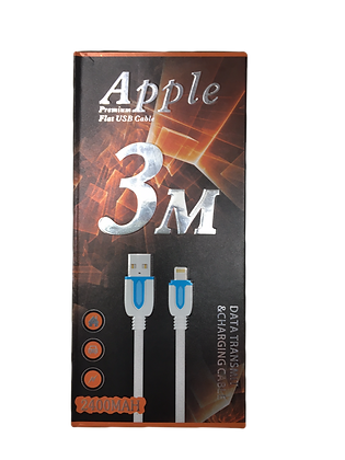 Cable USB kabel 3 m.