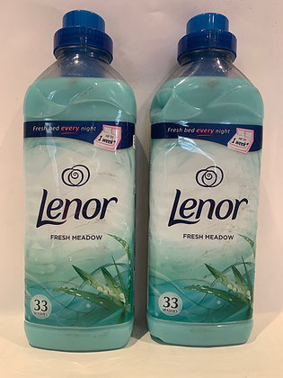 Super promo Lenor 2 x 1 lit.