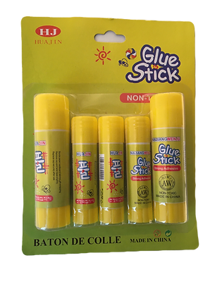 Promo  lijmsticks set 5 st