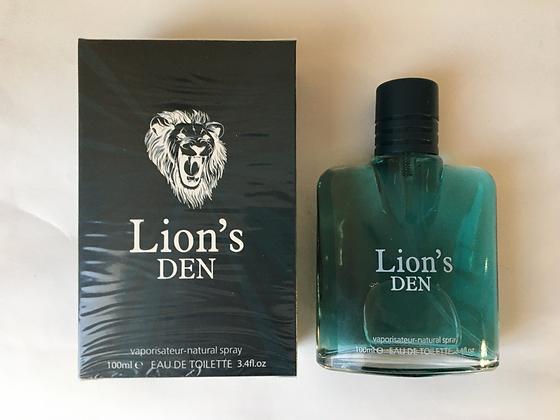 Lion's Den EDT for Men