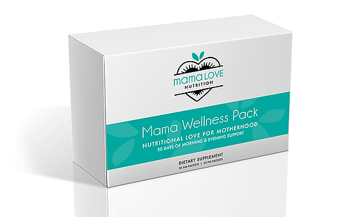 Mama Wellness Pack