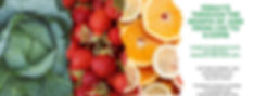 Fruits Photo Collage Food Facebook Cover