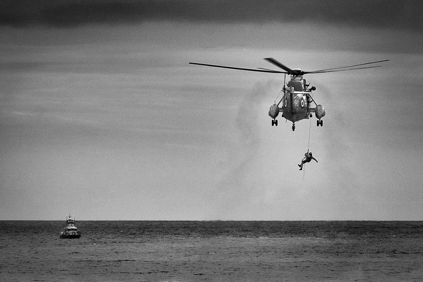 MONO - To the Rescue by Nigel Bell (12 marks)