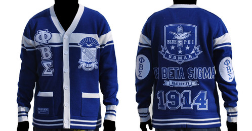 Phi Beta Sigma Sweater