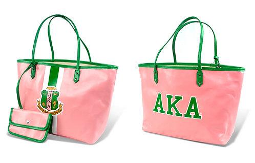 Alpha Kappa Alpha Tote Bag