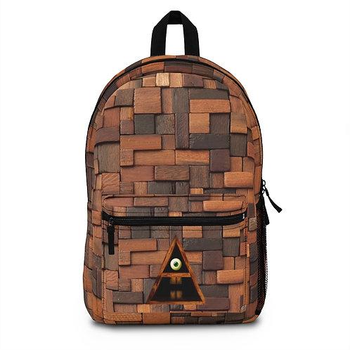 Subliminal Propaganda Primitive A.I Backpack (Made in USA)
