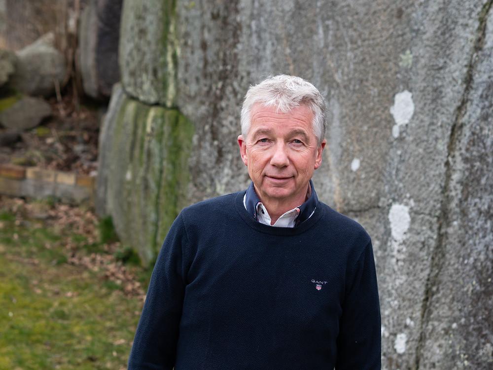 YS Stat-leder Pål N. Arnesen, foto: Vigdis Askjem