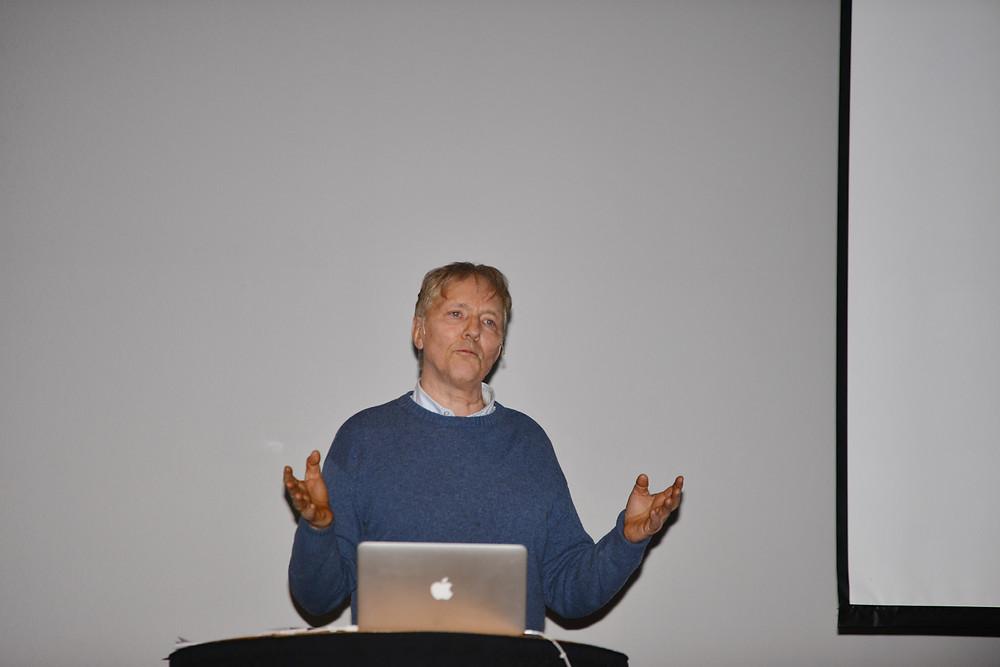 Kjell Arne Røvik, professor UITR