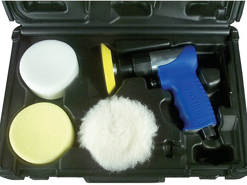 Astro Pneumatic 3055 3-Inch Mini Air Polishing Kit